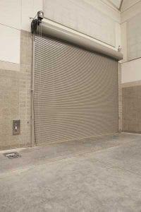 Rolling Steel Garage Doors
